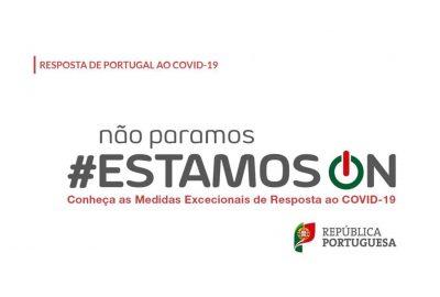 PLATAFORMA ESTAMOS ON LANÇADA PELO GOVERNO PORTUGUÊS